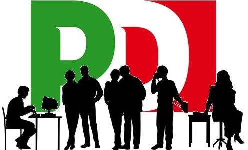 Pd rio marina sottoscrizione della for Numero parlamentari pd