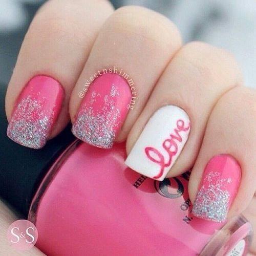 como decorar uñas de las manos