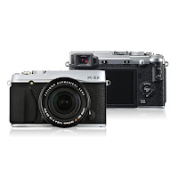 Kredit Fujifilm X-E2 Kit XF18-55mm