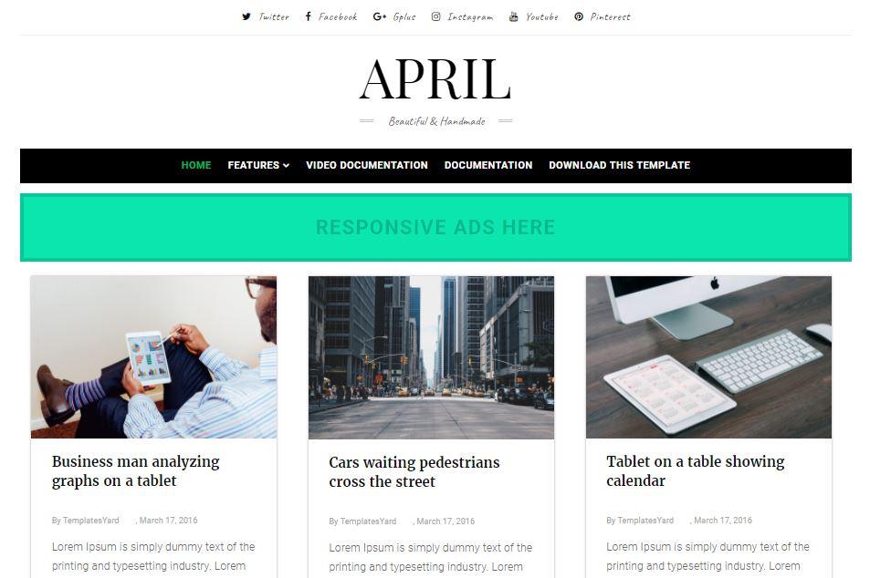 April-premium-version-responsive-blogger-template-free-download