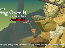 Cheat Getting Over It with Bennett Foddy Android Apk Gratis