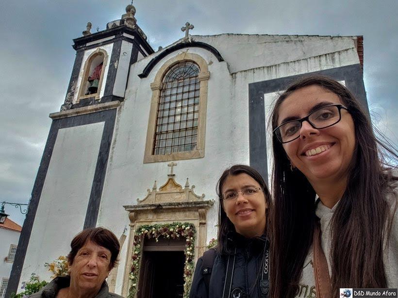 Igreja de São Pedro em Óbidos, Portugal