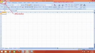 open Excel