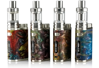 Why people choose the iStick Pico RESIN with MELO III Mini