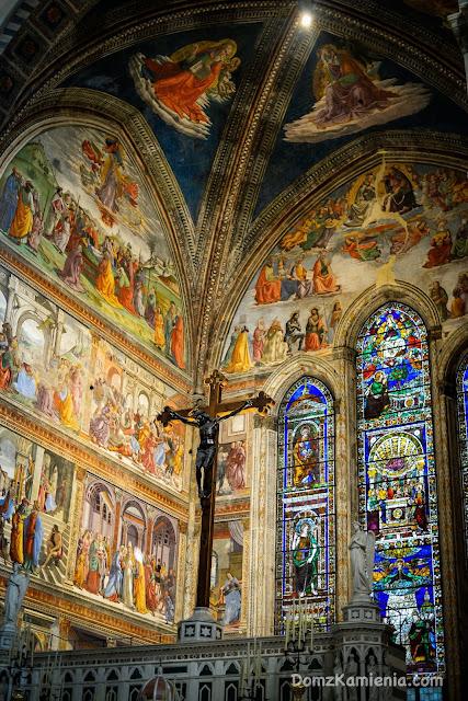 Santa Maria Novella Ghirlandaio