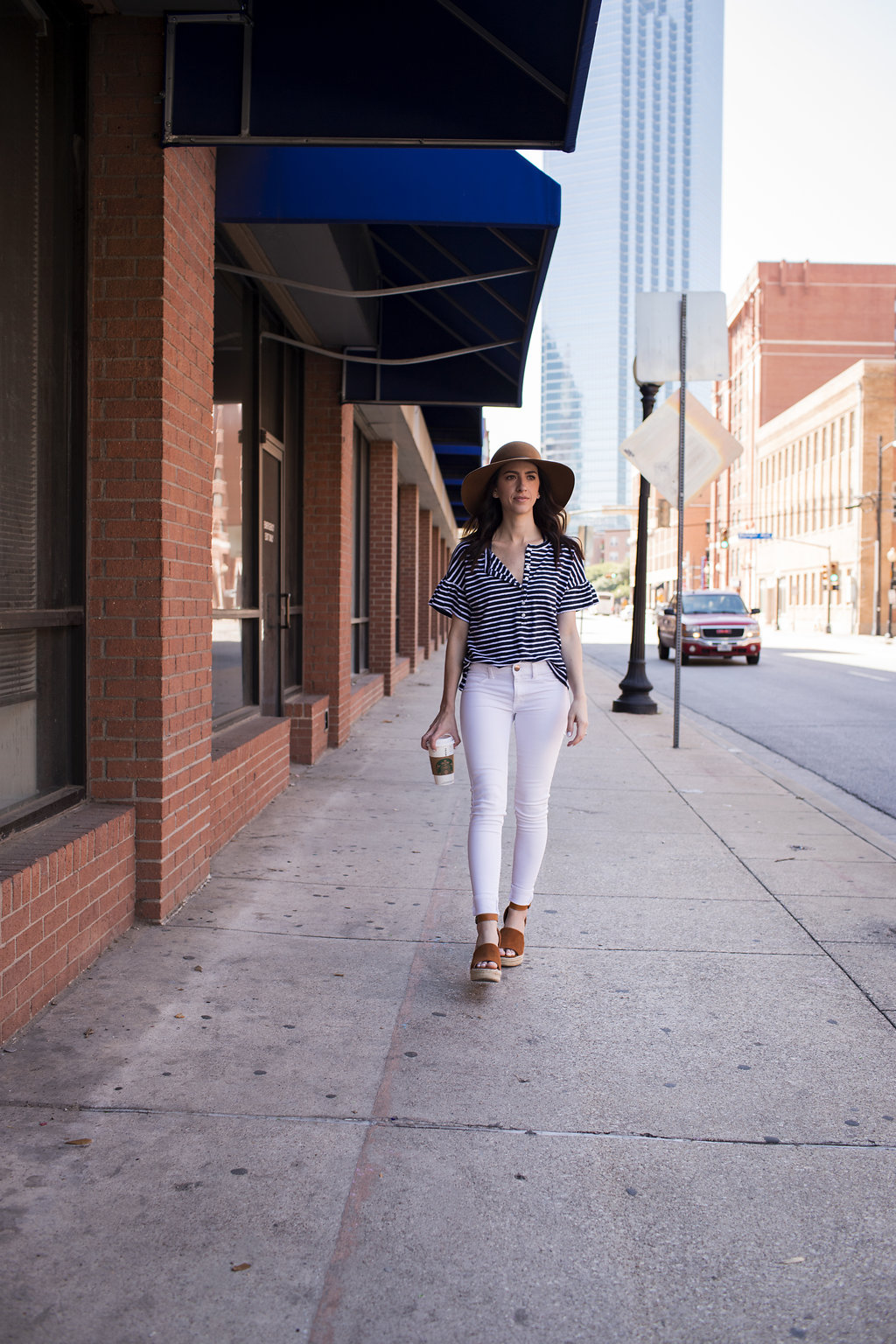Easy casual spring and summer style