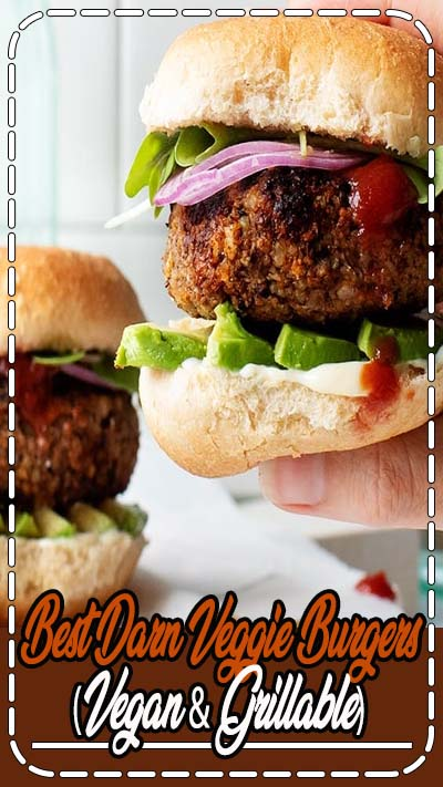 5.0 from 5 reviews Best Darn Veggie Burgers (Vegan & Grillable)   Print Author: Jeanine Donofrio Serves: Makes 6 burgers or 8 sliders Ingredients 2 tablespoons extra-virgin olive oil, more for drizzling 2 shallots, chopped (⅔ cup) 16 ounces mushrooms (mix of shiitake + portobello), de-stemmed and diced 2 tablespoons tamari ¼ cup balsamic vinegar 1 tablespoon mirin (or ½ teaspoon pure maple syrup) 2 garlic cloves, minced ½ teaspoon smoked paprika 2 teaspoons sriracha, more if desired ½ cup crushe