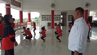 Bupati Nanang Ermanto Izinkan Penggunaan Fasilitas Aula Sebuku untuk Latihan Tari