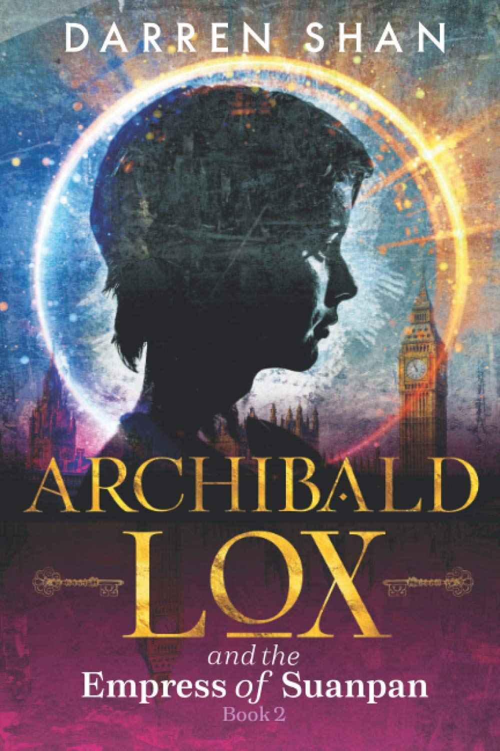 Archibald Lox and the Empress of Suanpan | Book Cover | Superior YA Fiction