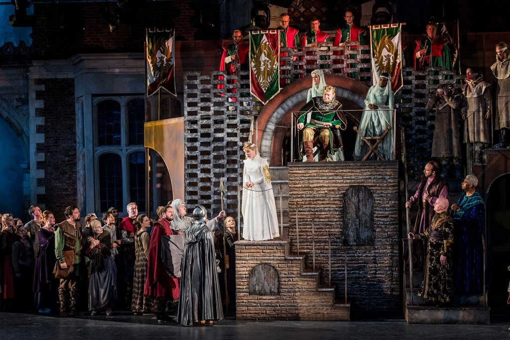 Richly Romantic: Mascagni rarity, Isabeau, brought to life at Opera Holland Park