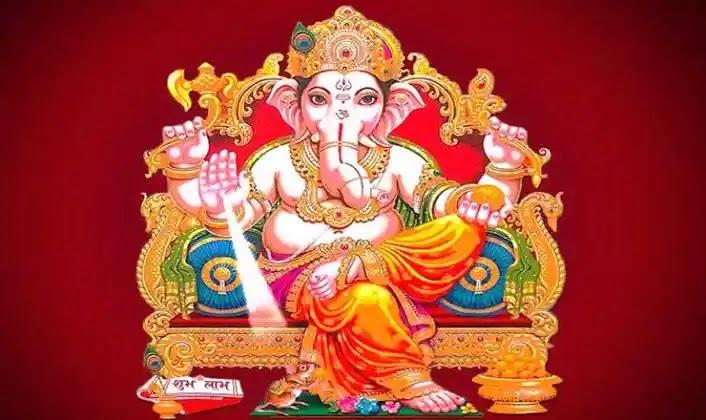 Ganpati Aarti Lyrics - Anuradha Paudwal