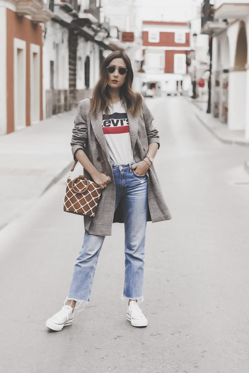converse plataforma outfit