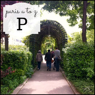 Paris A to Z: P is for Promenade Plantee