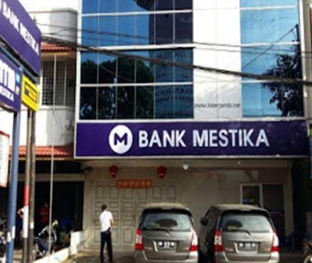 Alamat dan Nomor Telepon Kantor Bank Mestika di Pekan Baru Riau
