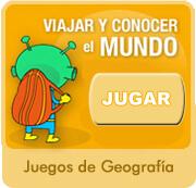 Juegos educativos sobre geografía online.