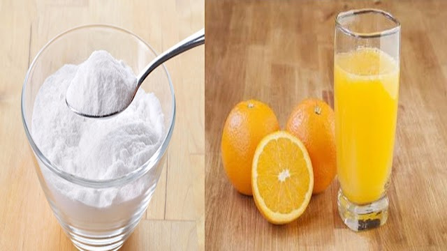Mix Just One Ingredient With Orange Juice to Flush Nicotine Out Of Your Body!
