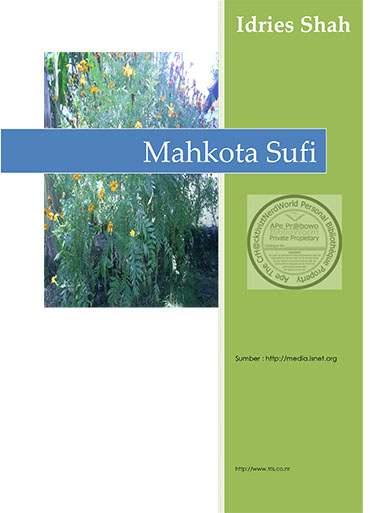 Ebook Mahkota Sufi Idries Shah