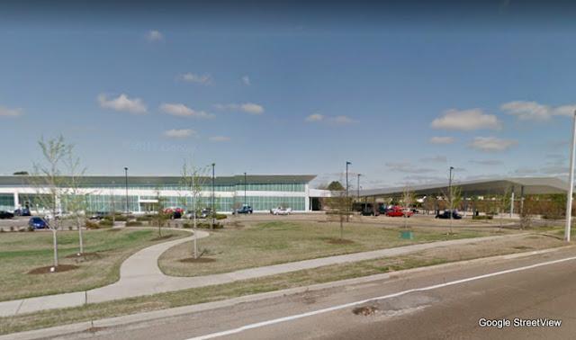 Terminal rodoviário da Greyhound em Memphis