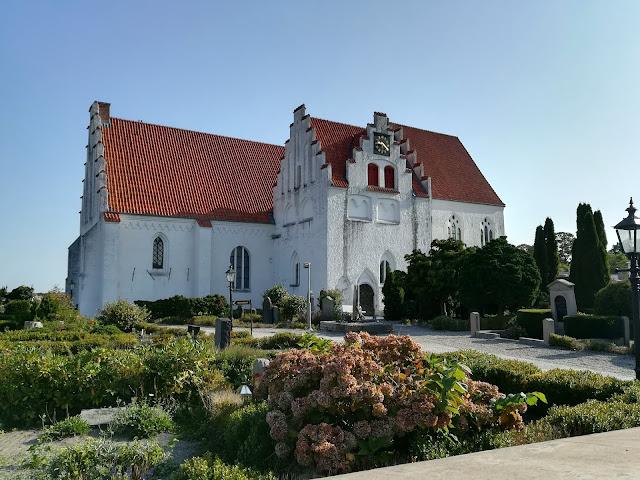 Kościół w Skanör