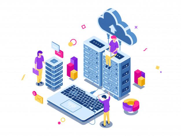 ilustrasi database management