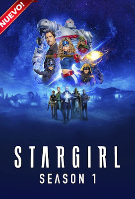 Stargirl (Serie de TV) S01 Custom HD NTSC Sub 3xDVD