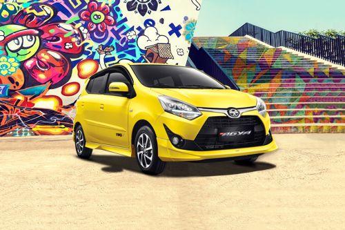 Harga Mobil Toyota Agya 2019
