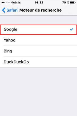 طريقة-تغيير-محرك-البحث-الافتراضي-في-متصفح-سفاري-Safari-على-هاتف-ايفون-iOS-3
