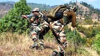 पाकिस्तान ने विभिन्न सेक्टरों में किया संघर्ष विराम का उल्लंघन, BSF के 2 जवान घायल