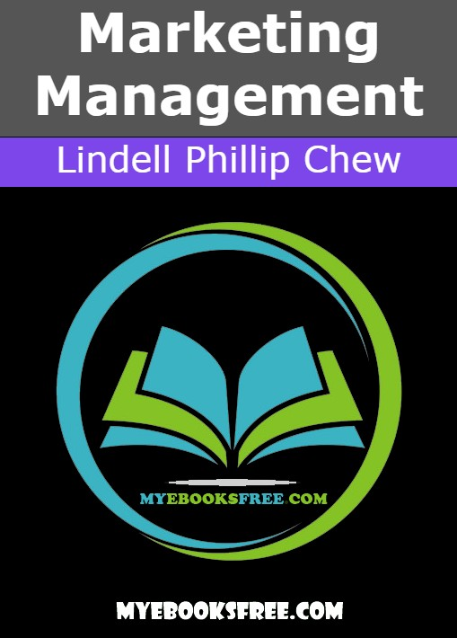 Marketing Management PDF Book by Lindell Phillip Chew
