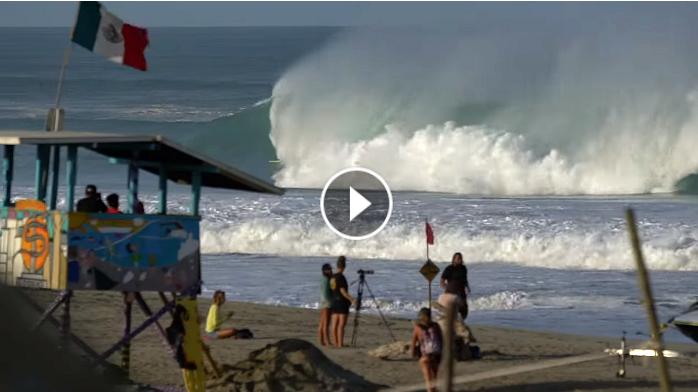 Puerto Escondido Surf FIRST XL SWELL June 2021