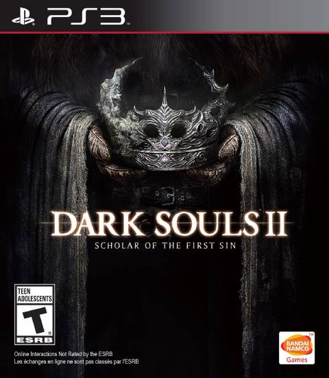 Dark Souls 2 Scholar of The First Sin ps3 iso