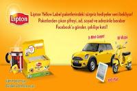 Lipton-Çekiliş-Kampanyası-Lipton-Yellow-Label-Mini-Cooper-Çekiliş-Kampanyası