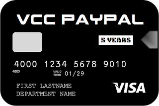 bagaimana cara menggunakan vcc untuk verifikasi paypal