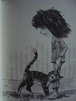 Rok z kocicą Izabelą, seria czytam sobie, książki do nauki czytania, nauka czytania, egmont