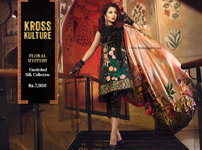 Kross Kulture Unstitched Silk Collection 2018