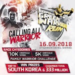 Serpong Green Warrior Run • 2018