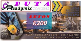 readymix k200