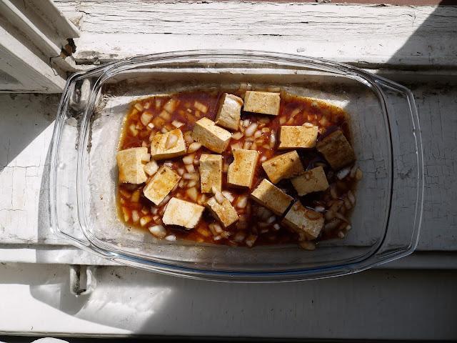 Knedlo tofu zelo