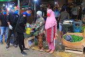 Ditengah Pandemi Covid-19, HIMAKA Jabodetabek Bagikan Paket APD ke Pedagang Pasar Senen