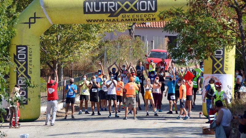 Επιστροφή στους αγώνες δρόμου σε συνθήκες covid με την πετυχημένη διεξαγωγή του 3ου Kirki Trail στην Κίρκη Αλεξανδρούπολης