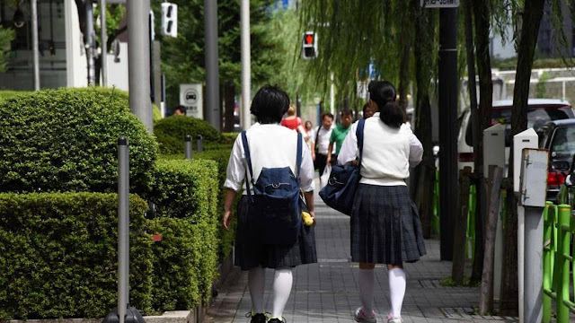 Akibat Stres, Anak-Anak Jepang Masa Kini Lebih Cepat Tua dari Usianya