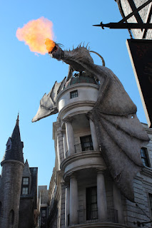 The Wizarding World of Harry Potter, Universal Studios, Florida
