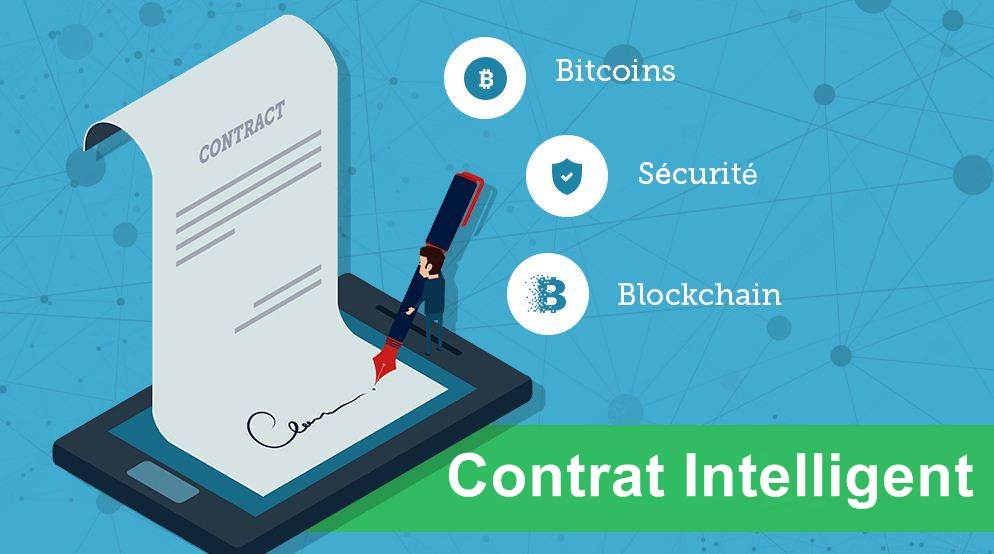 Blockchain Contrat intelligent
