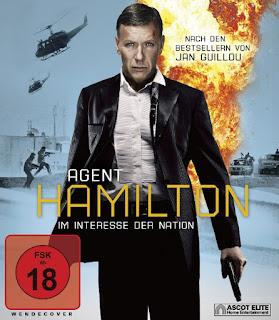 Hamilton: I nationens intresse (2012) สายลับล่าทรชน 1