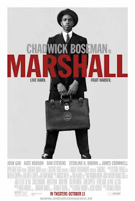 Download Film Marshall 2017 BluRay Subtitle Indonesia
