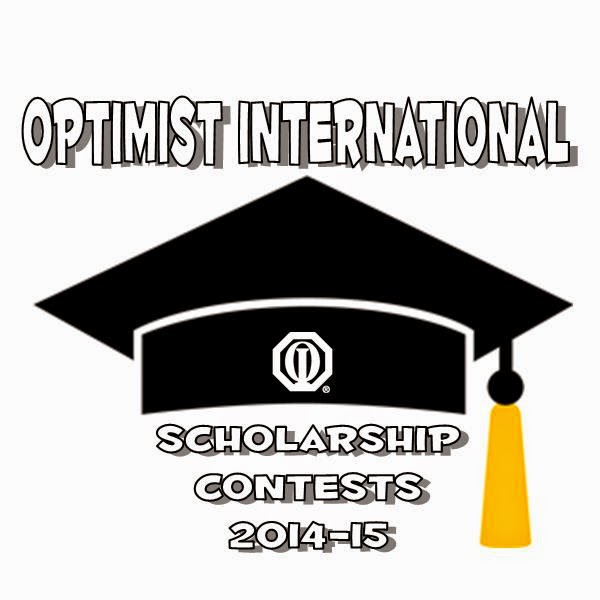 pnw optimist clubs scholarship contests