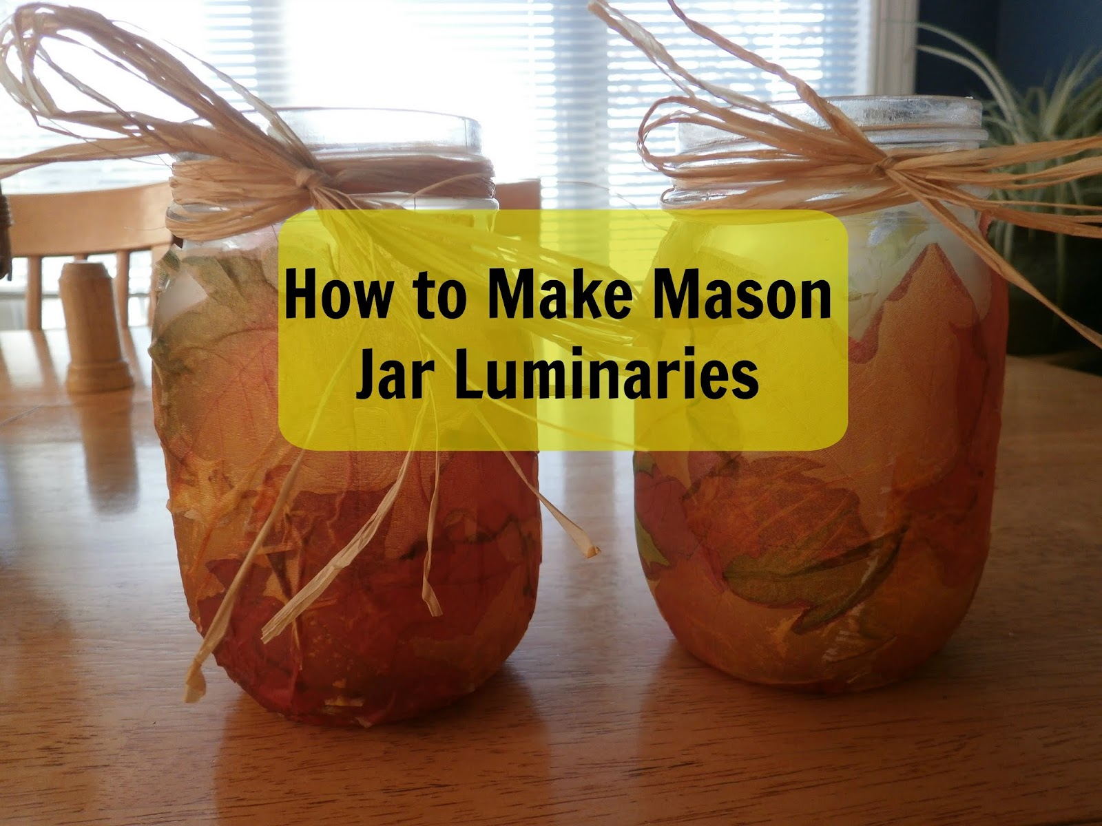 our unschooling journey through life making mason jar luminaries. Black Bedroom Furniture Sets. Home Design Ideas