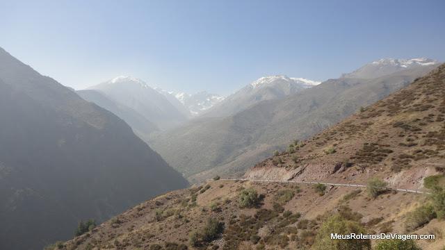 Cordilheira dos Andes - Chile