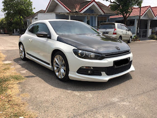 VOLKSWAGEN- VW SCIROCCO 1.4 TSI A/T 2013 Turbo Charger (FR09AB)