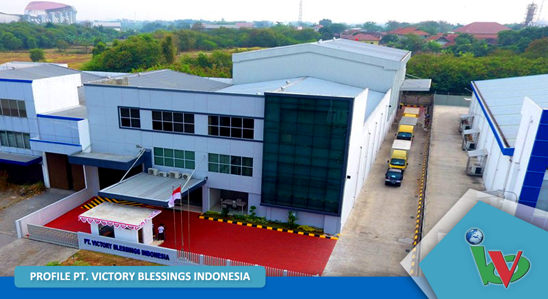 gedung PT Victory Blessings Indonesia